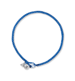 4OCEAN karkötő standard kék fonott S-méret