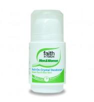 Golyós dezodor - Aloe Vera és Zöld Tea (50ml)