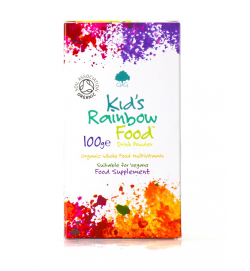 Kid's Rainbow Food organikus multivitamin gyerekeknek 100g por (G&G)