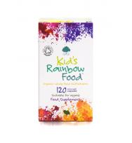 Kid's Rainbow Food organikus multivitamin gyerekeknek 120 kapszula (G&G)