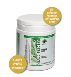 Cardio napi vitamincsomag (G&G)