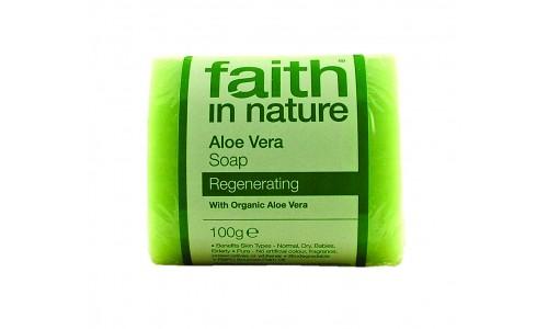 Bio aloe vera szappan (100g)