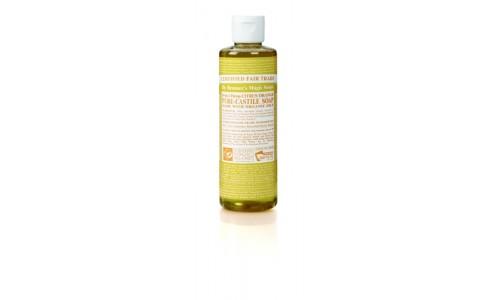Dr. Bronner's Citrus-Narancs folyékony szappan koncentrátum (236 ml)