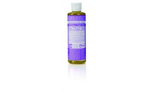 Dr. Bronner's Levendula folyékony szappan koncentrátum (236 ml)