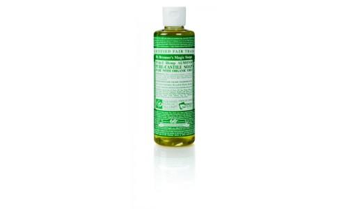 Dr. Bronner's Mandula folyékony szappan koncentrátum (236 ml)