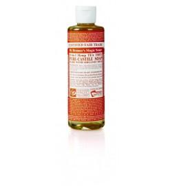 Dr. Bronner's Teafa folyékony szappan koncentrátum (236 ml)