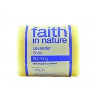 Bio levendula szappan (100g)