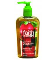 Bio Gránátalma és Rooibos folyékony kézmosó (300ml)